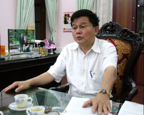 Doanh nhân Nguyễn Đăng Giáp (Ảnh TL)